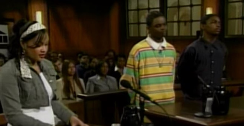 A capacidade humana de cometer erros não tem limites! Veja o que esse réu disse no próprio julgamento!