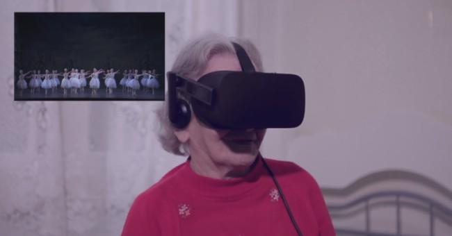 Tecnologia realiza os sonhos mais impossíveis de idosos! Separe o lenço porque é emocionante!