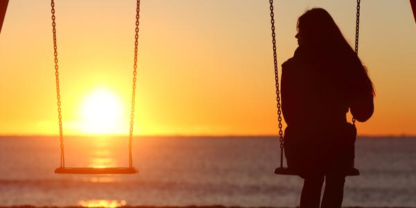 Quando ficar sozinha é o melhor remédio