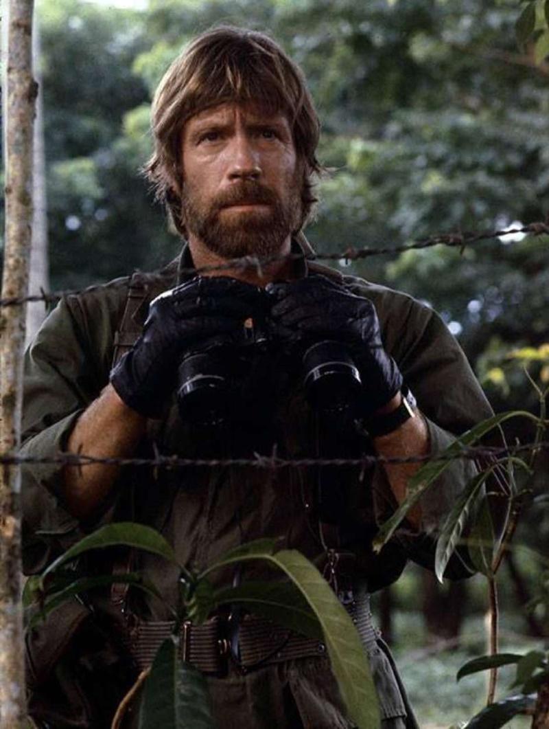 Chuck Norris é imortal! O ator sobreviveu a duas paradas cardíacas!