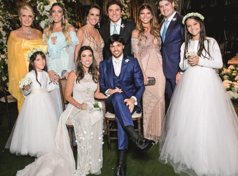 Relembre o casamento de 8 apresentadores da TV