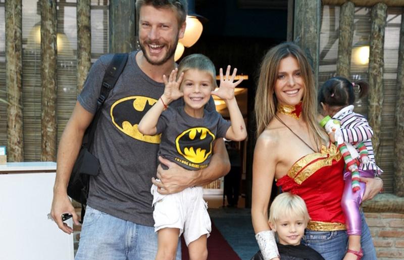Os filhos de Fernanda Lima cresceram, e muito!