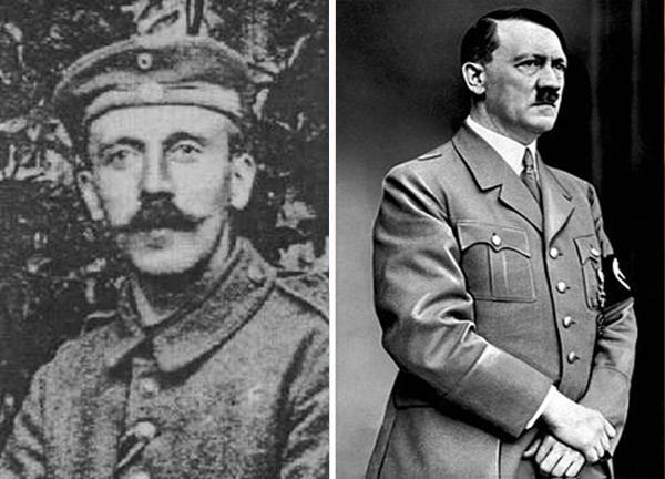 Fotos de 17 governantes antes e depois do poder
