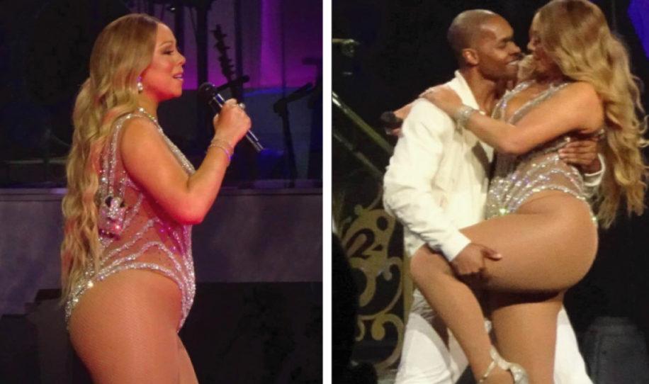 La inquietante verdad tras el aumento de peso de Mariah Carey. Sus seguidores mueren de la preocupación…