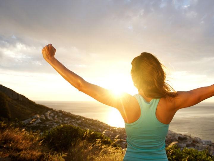Súper fit a los 40, sencilla rutina de ejercicio