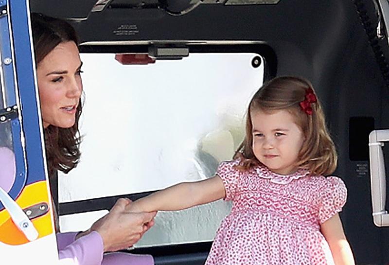 El príncipe George y la princesa Charlotte heredaron más de la princesa Diana de lo que pensamos…
