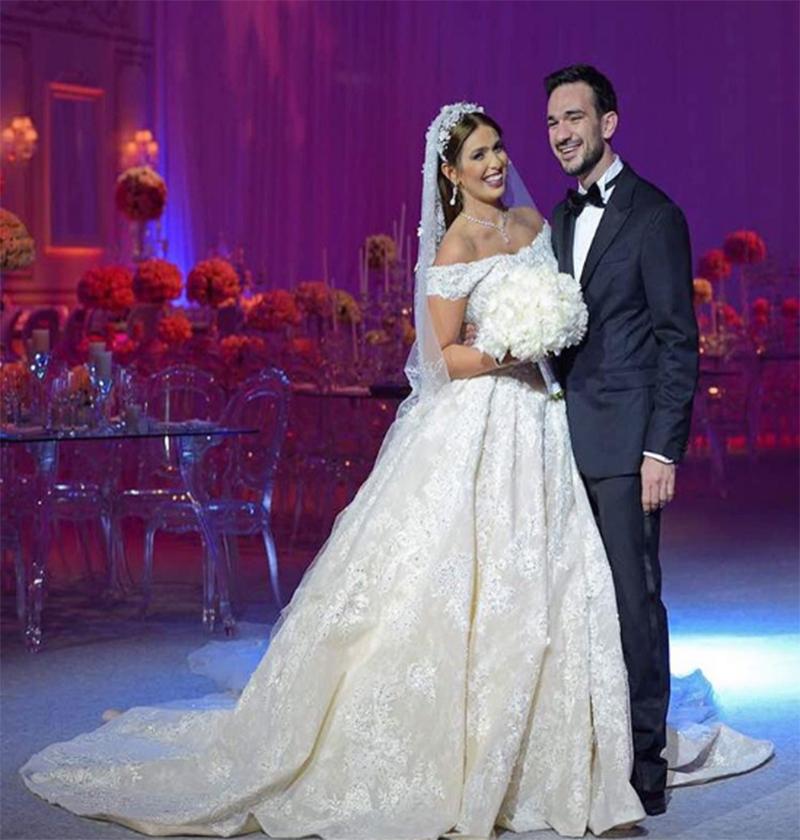 El vestido de esta novia dejó a todos con la boca abierta, pero cuando vieron el pastel de boda…