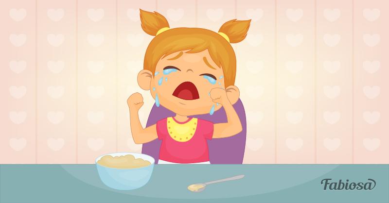 Estudo mostra diferentes perfis de crianças que não comem determinados alimentos