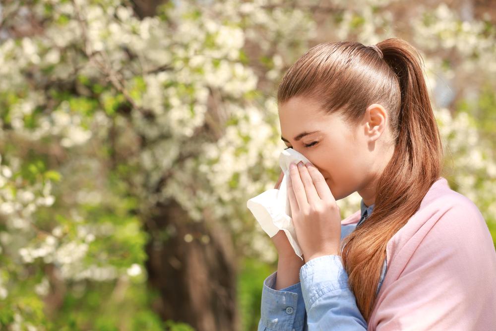 A Estação das flores traz alegria… e também alergias!