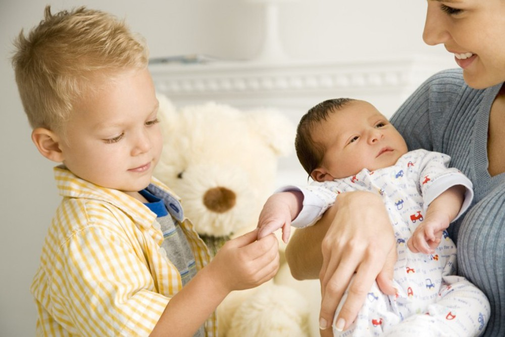 Envidia: Nacimiento de un hermano