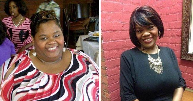 Impressionante! Esta mulher conseguiu superar estado de obesidade com caminhada