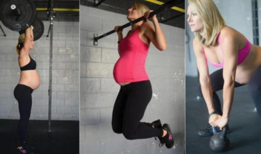 Le prohibieron el ejercicio, lo ignoró y esto fue lo que pasó el día que nació su bebé