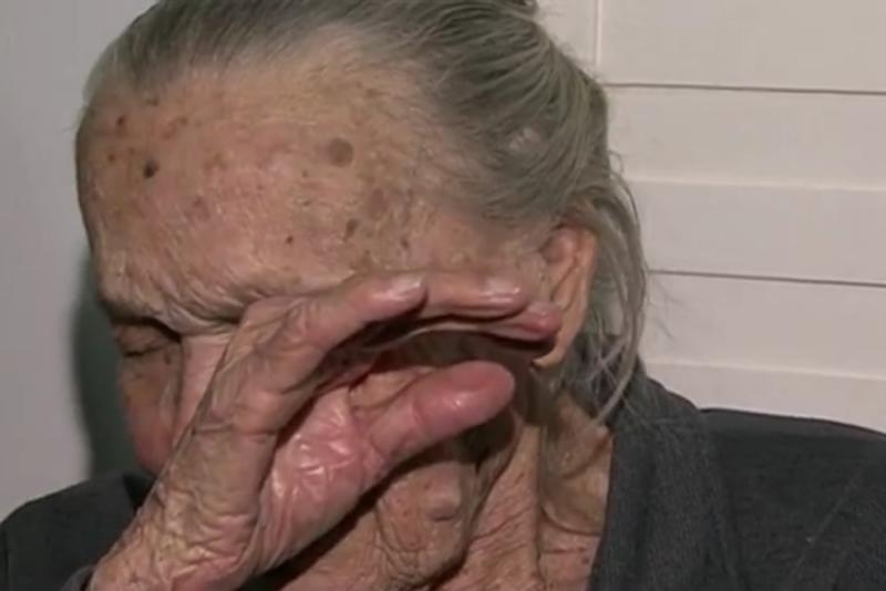Idosa se emociona e inspira depois de voltar a enxergar aos 111 anos