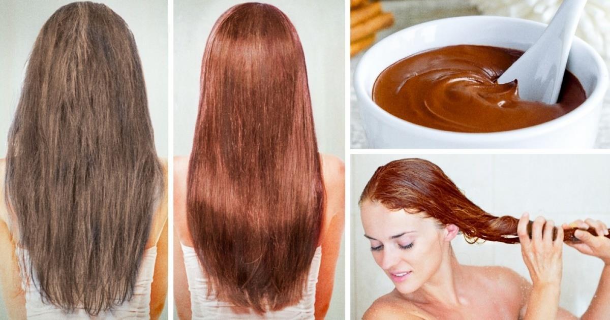 3 Maneras fáciles de pintar el cabello con remedios naturales