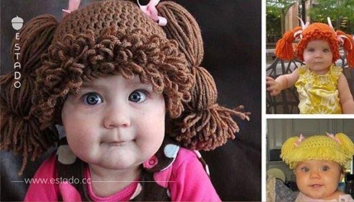 ¿Usted no sabe cómo convencer a su niño de usar sombrero? ¡Estos sombreritos de colores...