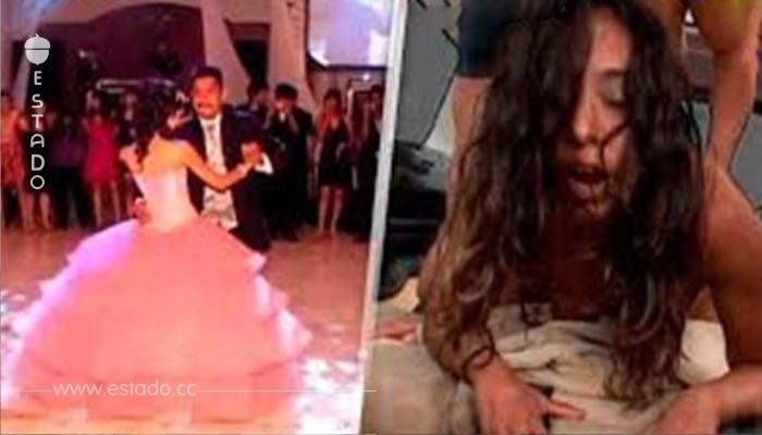 Padre droga a su hija de 15 años y no conforme la v10la y lo publica en vivo por…
