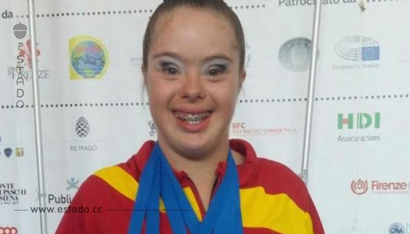 Gana cinco medallas y es ignorada por los medios