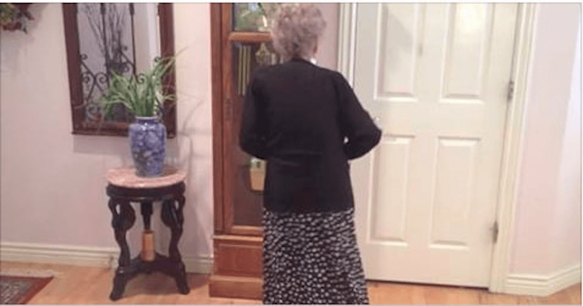 Una abuela de 90 años baila un clásico de Whitney Houston y deslumbra a la Internet con sus movimientos