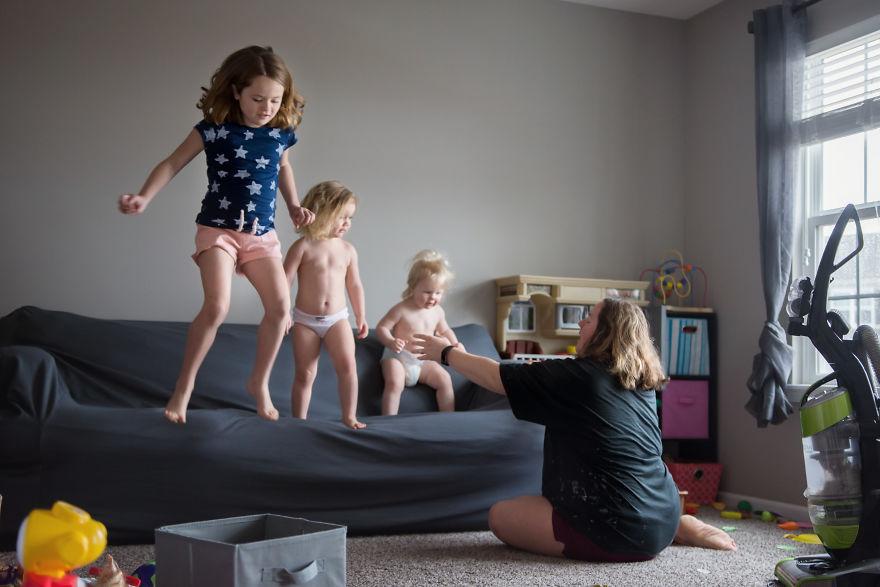 Así es en realidad el Día de la Madre: 11 fotos brutalmente honestas