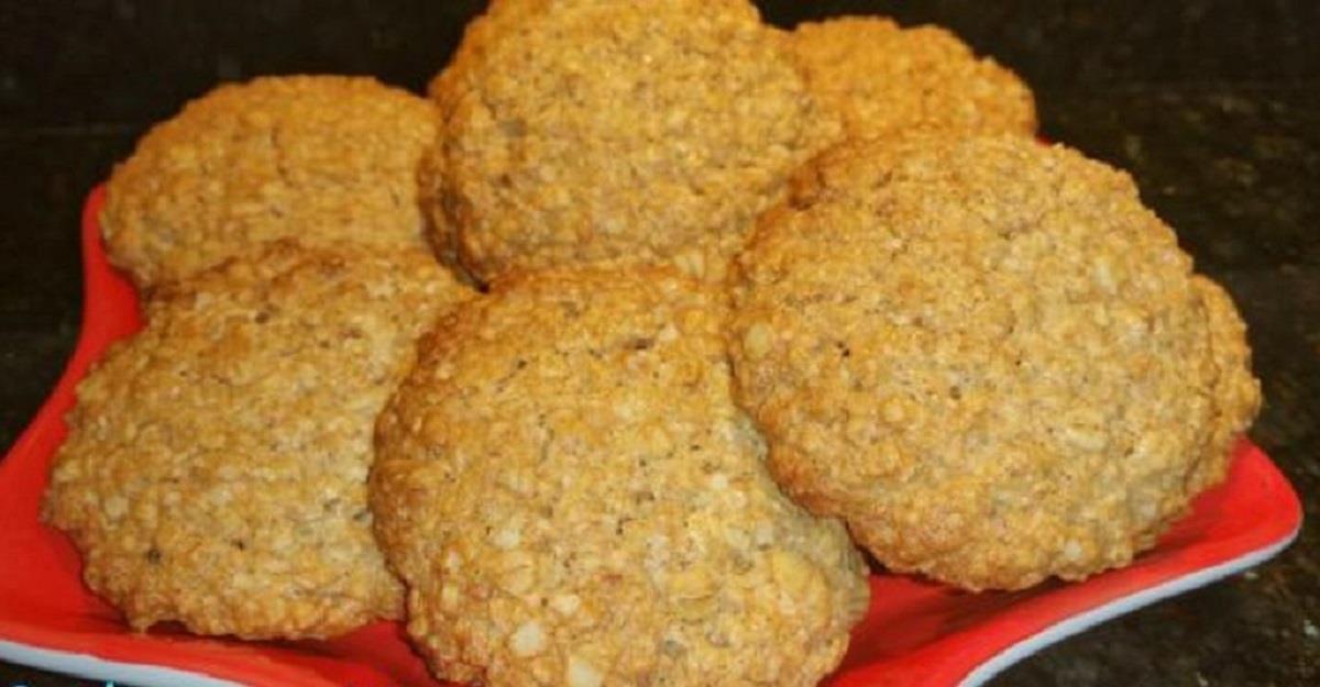 Haz galletas de avena en menos de 10 minutos con esta simple receta