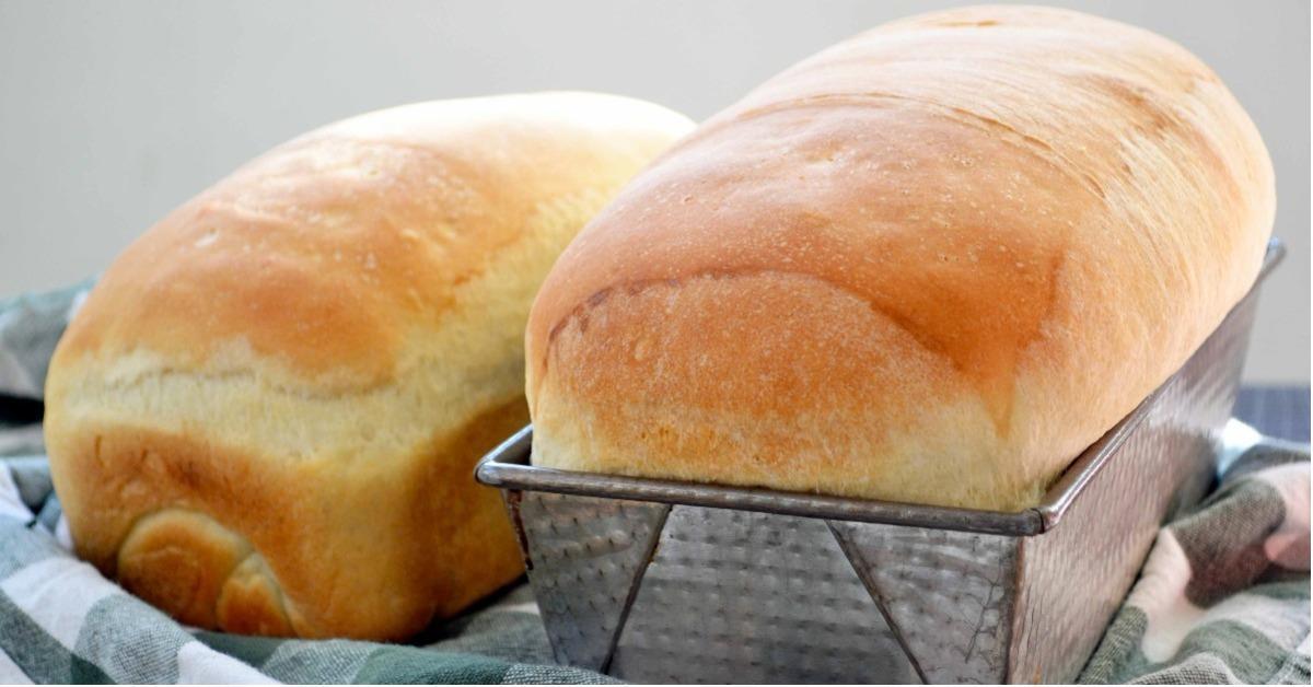 2 RECETAS FACILÍSIMAS para HACER tu propio PAN en CASA