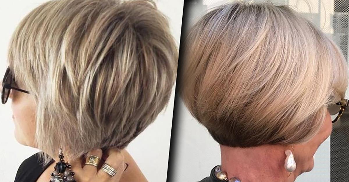 6 de los cortes de pelo más exitosos para mujeres mayores de 50 años: 13 modelos chic