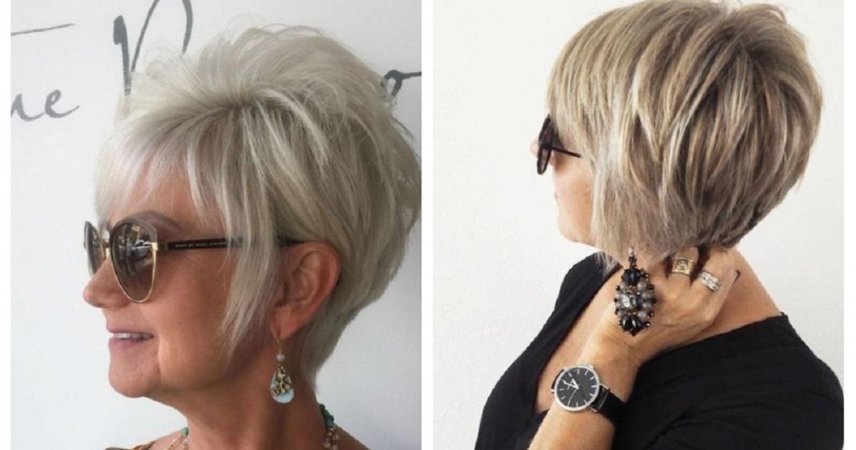 Cortes de pelo cortos, clásicos y simples para damas mayores de 50: te ofrecemos más de 60 modelos con estilo