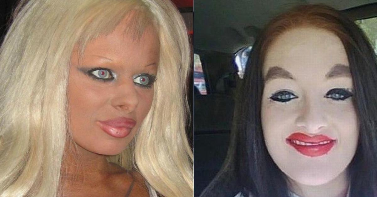 15 desastres de maquillaje