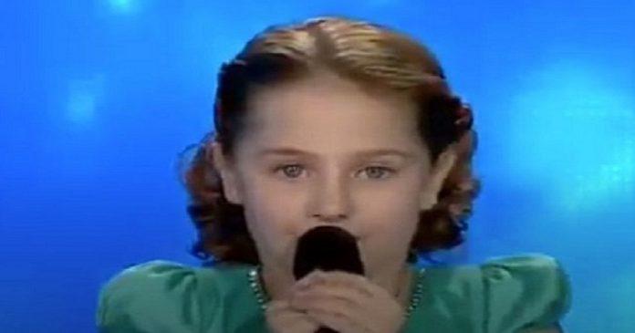 La nieta de Luciano Pavarotti deslumbró con su impresionante voz y dejó a todos con la boca abierta
