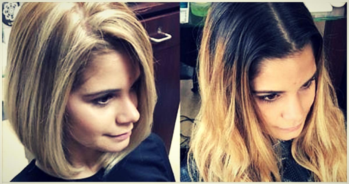 17 hermosas transformaciones con la ayuda del corte de pelo!