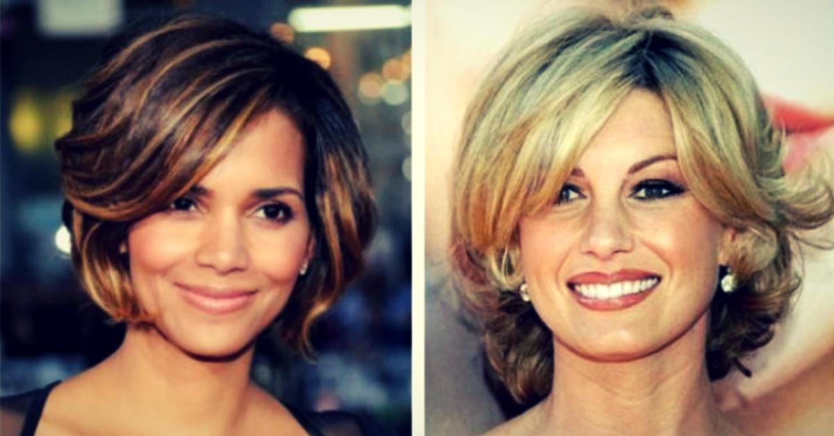 12 peinados que te hacen ver más joven. Para mujeres de más de 40 años!