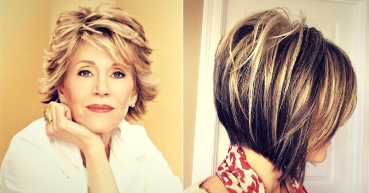 2018 sorprende a las mujeres después de 40 con los nuevos cortes de pelo. ¡Descubre rápidamente el tuyo!