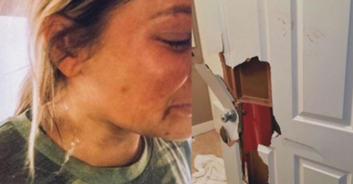 Una mujer comparte su pesadilla de violencia doméstica