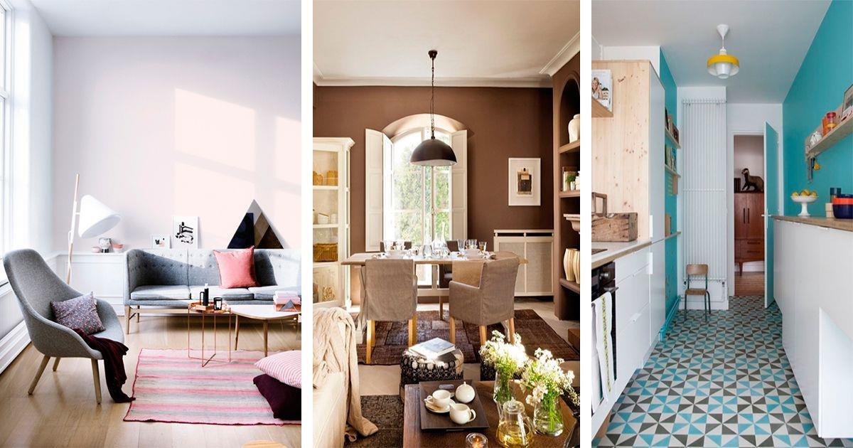 5 claves fundamentales a tener en cuenta antes de pintar las paredes de tu casa   Casas Increibles