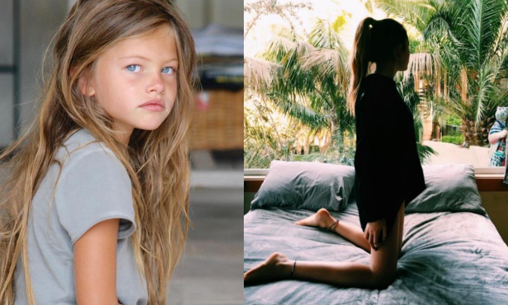Descubre cómo se ve en la actualidad 'la niña más hermosa del mundo'