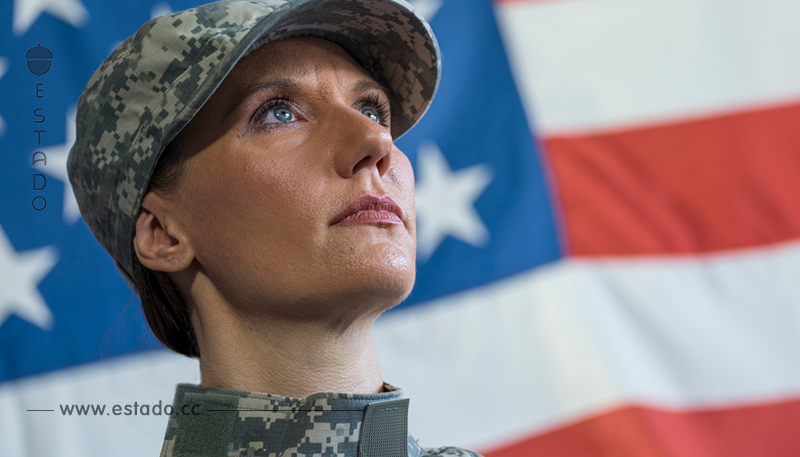 Ela foi a primeira mulher a conseguir entrar na Marinha americana!