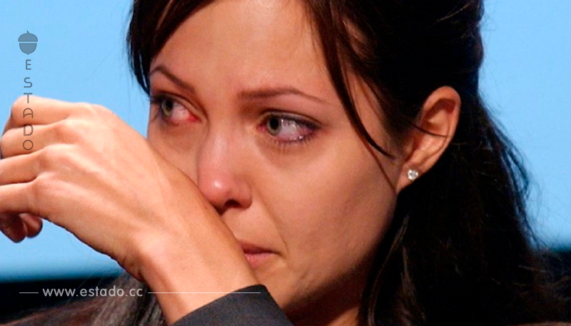 Tras su divorcio, Angelina Jolie, aparece en los medios con una terrible noticia sobre su salud…