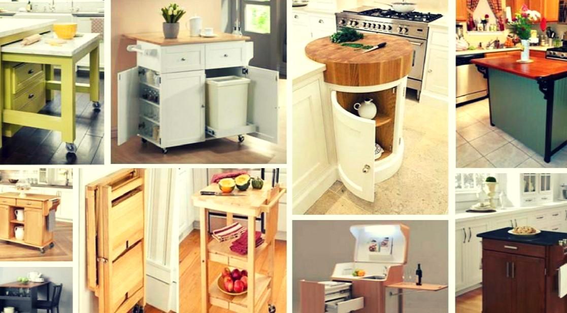 10 inteligentes gabinetes para aprovechar el espacio de almacenamiento en la cocina …