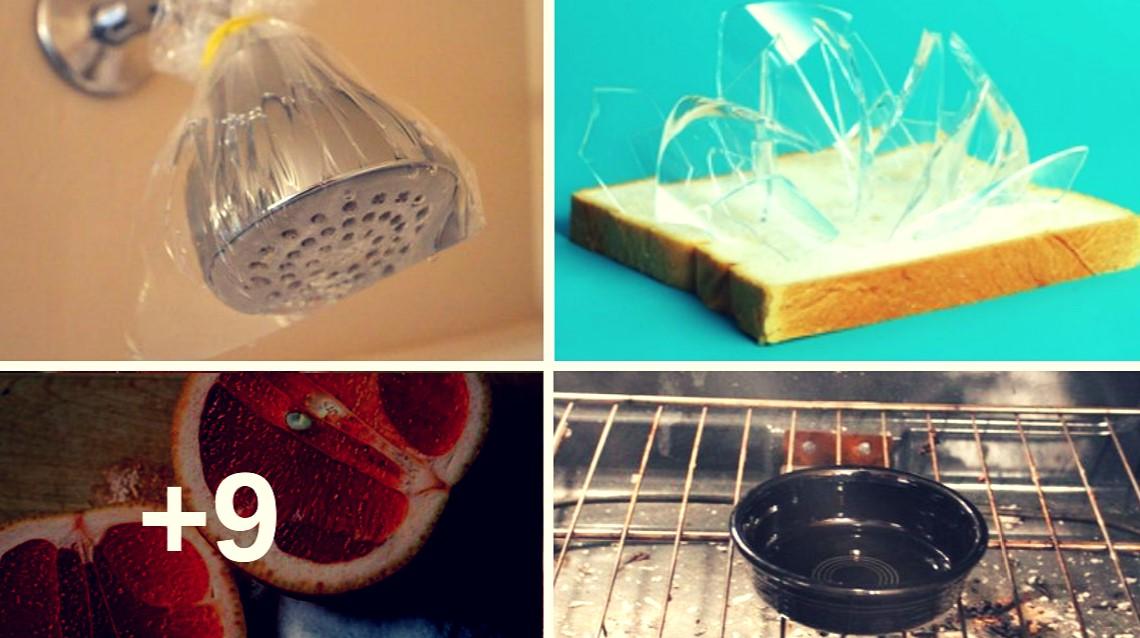 13 trucos de limpieza que sólo conocen los mejores hoteles y que te harán la vida más fácil…