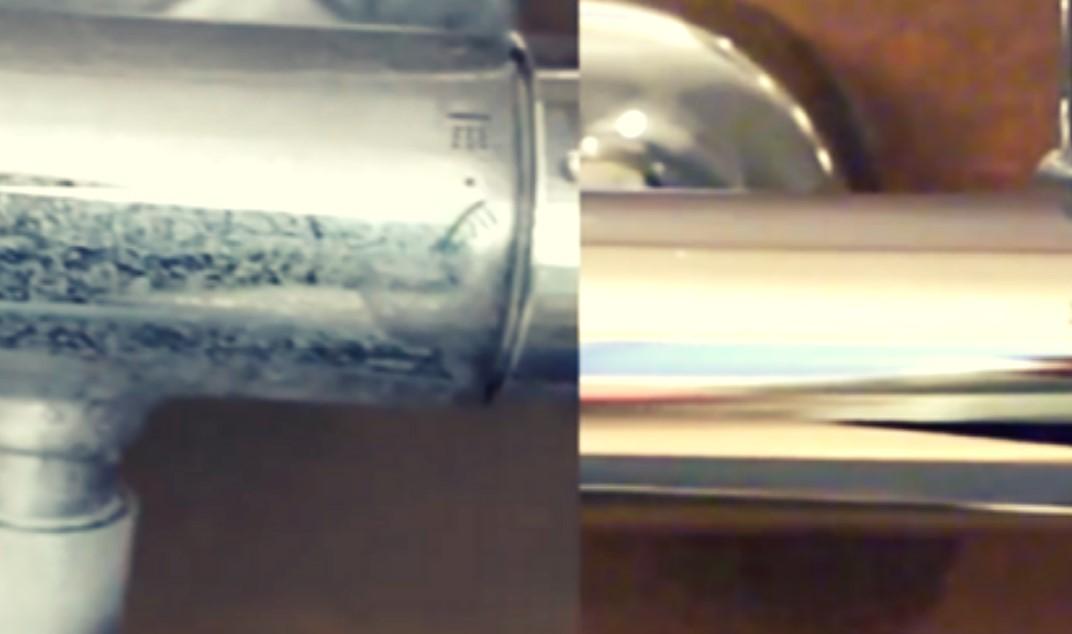 Mira el truco que usan hoteles para quitar los restos de jabón y cal y conseguir que se vean nuevos