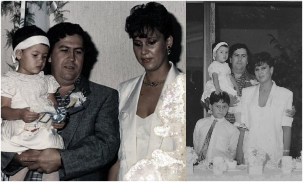 Viuda de Escobar revela la verdad sobre el 'unicornio' que el capo le regaló a su hija