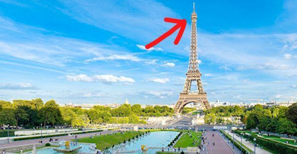 Descubre lo que esconde la Torrel Eiffel en lo más alto: la casa que su creador se hizo para él   Casas Increibles
