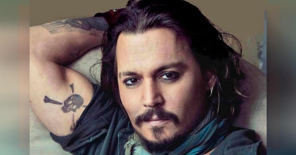 Sesión de Johnny Depp que demuestra que sigue siendo el hombre más sensual del mundo