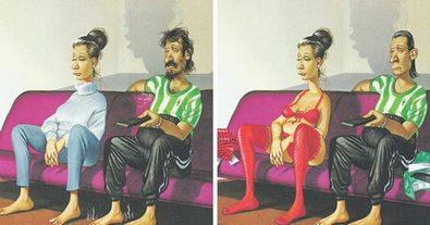 25+ ilustraciones con las que te mostramos lo triste y enferma que está la sociedad de hoy en día