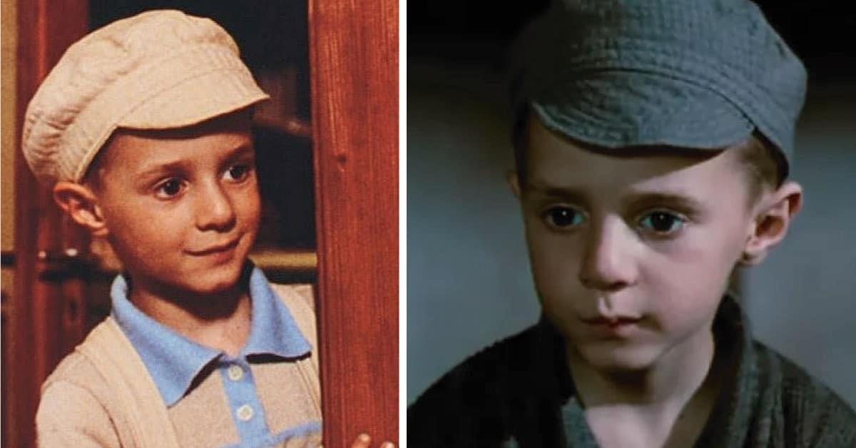 Así luce hoy el niño de 'La Vida es Bella' 20 años después del estreno de la gran película