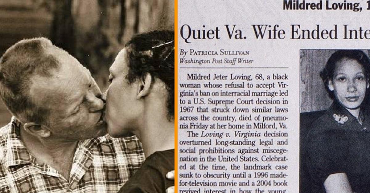 Se casaron en secreto y casi fueron a prisión. Todo por amarse en la época incorrecta