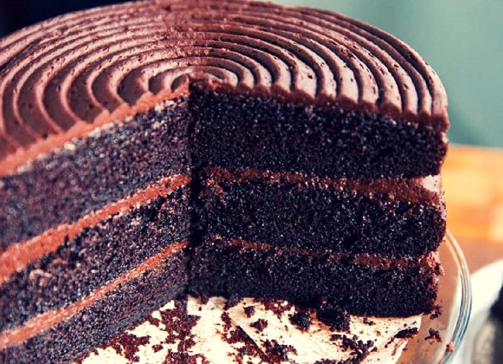 ¿Estoy soñando? Esta súper torta de chocolate ¡no tiene azúcar, leche ni harina!