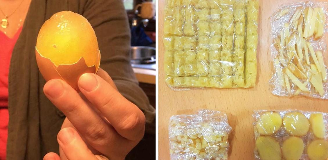 7 alimentos que, congelados, se mantienen sorprendentemente bien