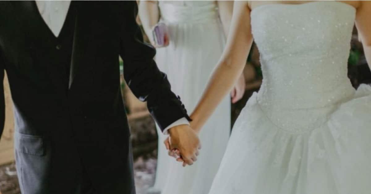 Mujer pide el divorcio a tan solo 3 minutos después de haberse casado