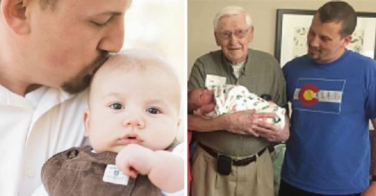 El nacimiento de este bebé es un caso que sólo ocurre en uno de cada 30 mil nacimientos